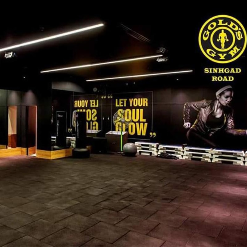Golds Gym Satara Road